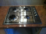 4 ring gas stove installation