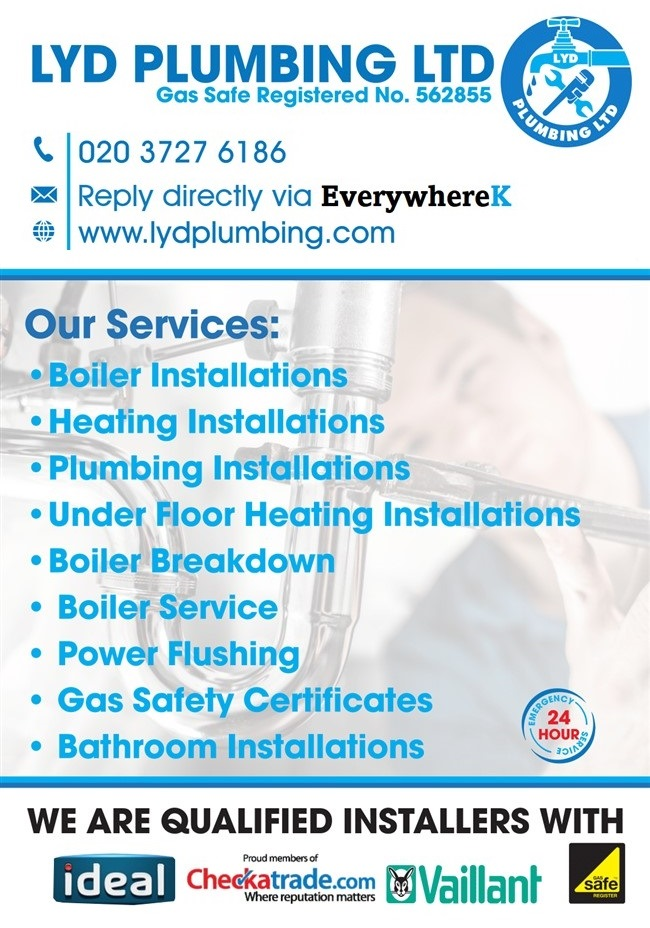 LYD PLUMBING Ltd